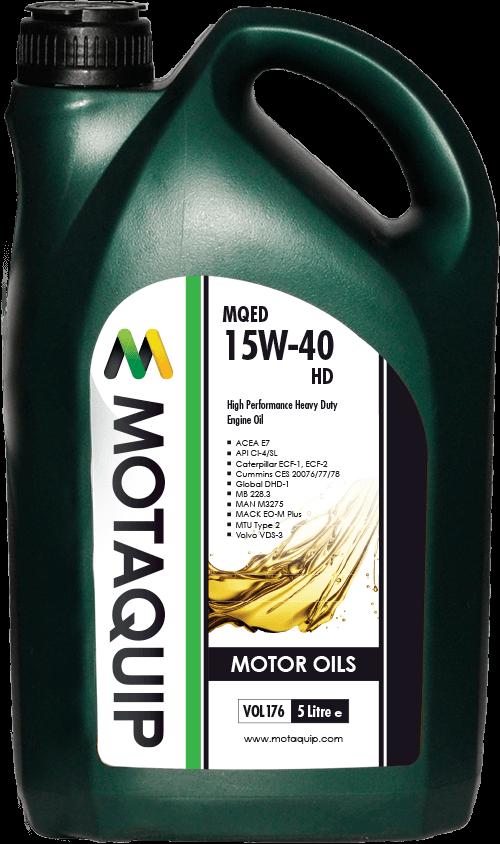 Motaquip - Engine Oils